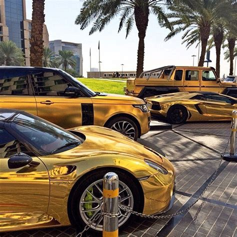 golden super cars mailonline meets billionaire saudi playboy who owns gold