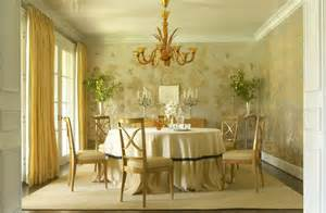 Gold Dining Room The Enchanted Home