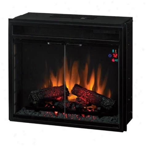 Slim Electric Fireplace Insert by Broil King Professional Burner Range Stainless