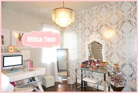 makeup room office tour my filming room tour 2015 misslizheart