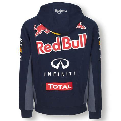 Hoodie Redbull 1 Redmerch pepe bull racing official teamline f1 zip hoodie