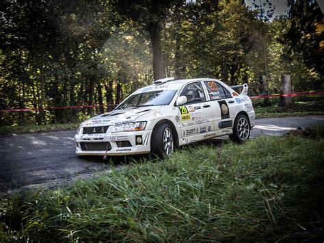 Auto Bild 48 2014 by Mitsubishi Lancer Foto 48 Mecsek Rallye Am 18 10 2014
