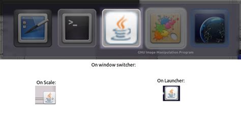 Java Launcher Themes | 11 10 icon for java is low resolution on launcher ask