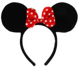 minnie mouse supplies how to make minnie mouse