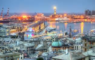 image gallery italian port of genoa