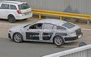 Opel Insignia Weight 2017 Opel Insignia To Grow In Size Lose Weight