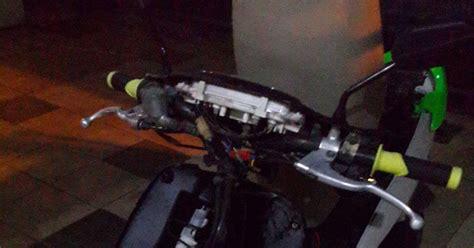 Lu Hid Motor Mio rtc system mio lama pakai lu hid
