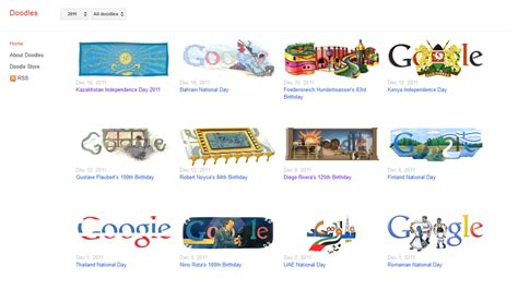 doodle 4 website adds new doodle site features and gift shop the verge
