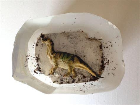 fossil crafts for dinosaur excavation dinosaur craft dinosaur in