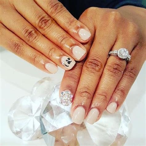 I Do Nail munamani 11 beautiful bridal manicures that you will