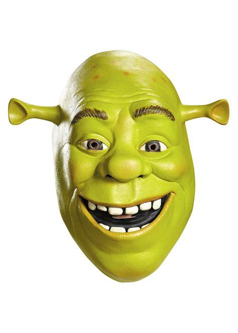 printable shrek mask shrek latex mask masks