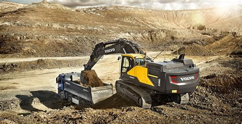 ece crawler excavators overview volvo construction equipment