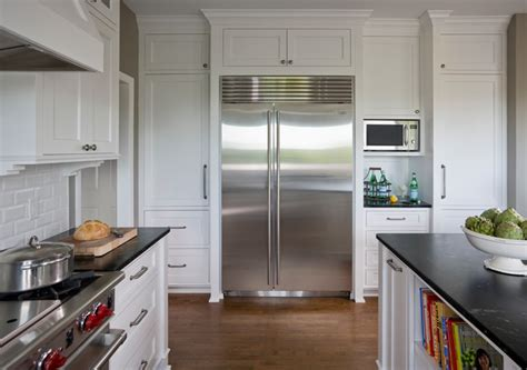 classic white kitchen inspired by quot something s gotta give