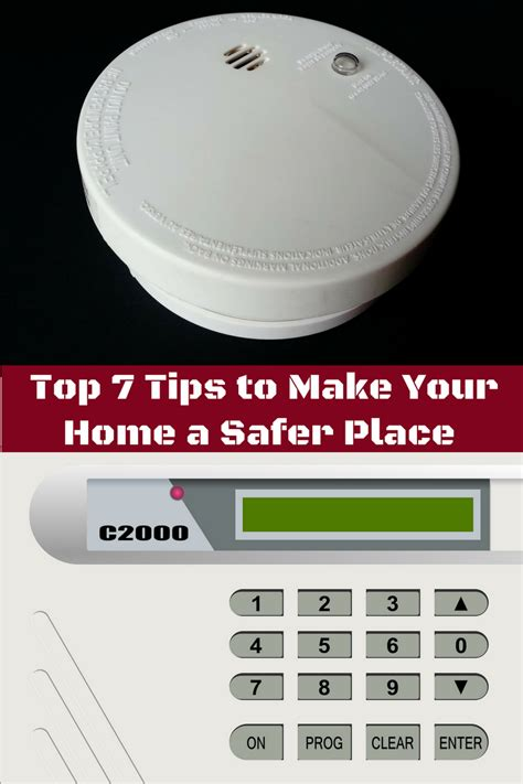 7 Methods To Make Your Home Safer top 7 tips to make your home a safer place for your family