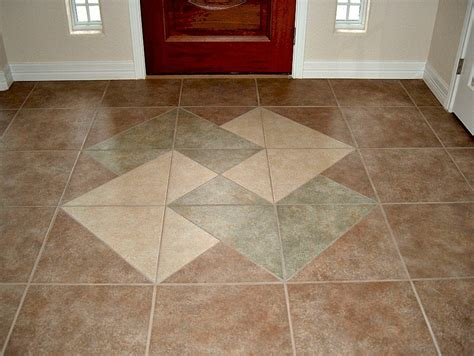 diamond pattern tile layout foyer tile designs entry traditional with baseboard black