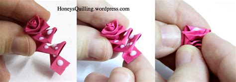 wordpress quill tutorial paper quilled rose love diy
