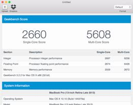 geek bench 3 geekbench 3 cross platform processor benchmark geekbench
