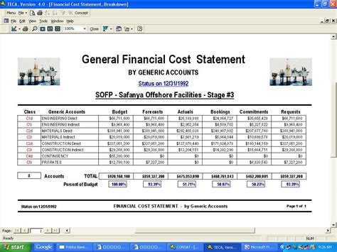 cost accounting reports sle cost accounting reports sle 28 images sle of a