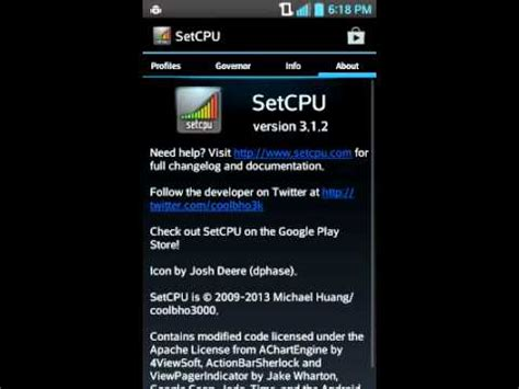 set cpu apk descargar setcpu premium apk