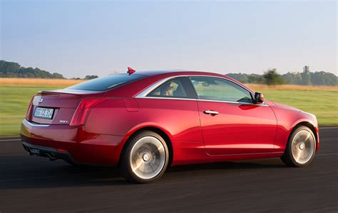 cadillac ats prices 2013 cadillac ats specs and prices autoblog