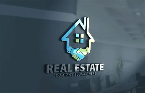 20 attractive real estate logo design templates to brand