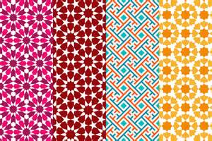 Geometric patterns 35 free psd ai vector eps format download