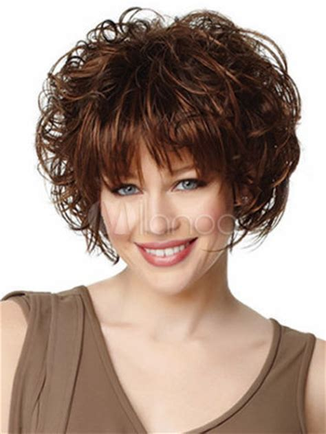 full volume bob hair express delivery to usa beautiful brown full volume curls