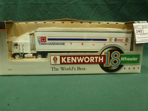 kenworth 18 wheeler for liberty classics inc by spec cast kenworth 18 wheeler