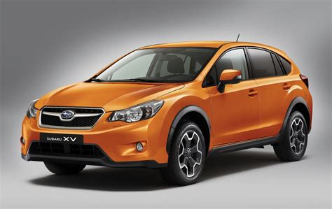subaru cars models 2012 subaru crossover based on impreza model carguideblog