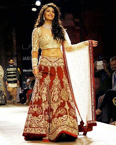 ways to drape a lehenga how to wear lehenga to look slim