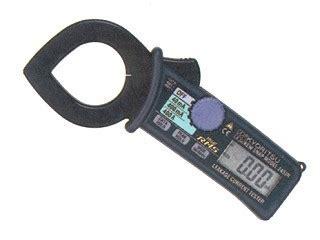 Kyoritsu 2433r Digital Cl Meter ac dc微電流鉤錶 ac dc miniature current digital cl meter 第1頁 廣華電子
