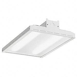 Low Bay Led Light Fixtures Lithonia Lighting Led Low Bay Fixture 125 W 120 To 277v 48h446 Ibh12000lm