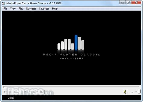 media player classic home cinema 1 7 13 32 bit