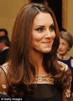 The Duchess of Cambridge displays her greys: Has Kate been