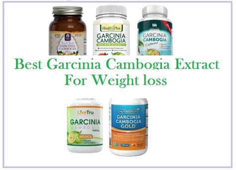 best garcinia cambogia best garcinia cambogia extract for weight loss