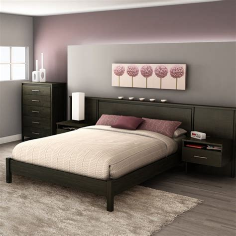 queen platform bedroom set gravity queen platform bed set queen ebay