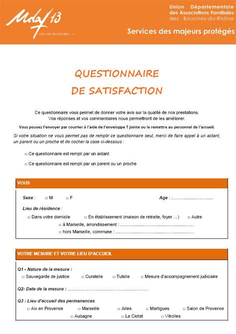 Modèle De Lettre De Satisfaction Client