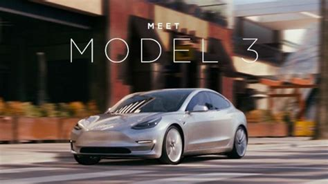 Tesla Motors Biography Tesla Will Adjust Model 3 Production To Maximize Tax