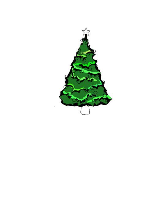 mini christmas tree printable xmas tree clip art cliparts co