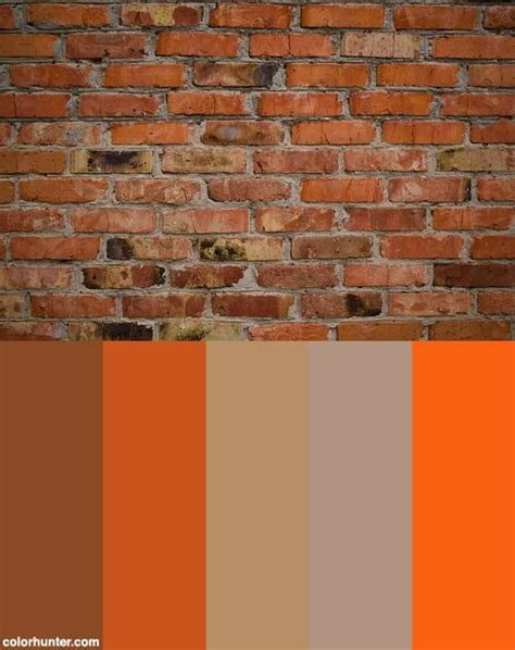 wow brick wall color scheme paint
