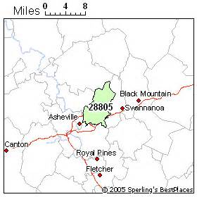 asheville carolina zip code map best place to live in asheville zip 28805 carolina