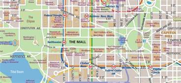 Washington Dc Mall Map by Maps Of The National Mall In Washington D C Wheretraveler