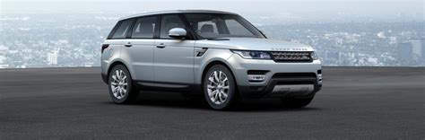 range rover colour chart range rover sport colours guide carwow