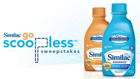 Www Similac Com Giveaway - sweepstakes round up similac wendy s and tyson common sense with money