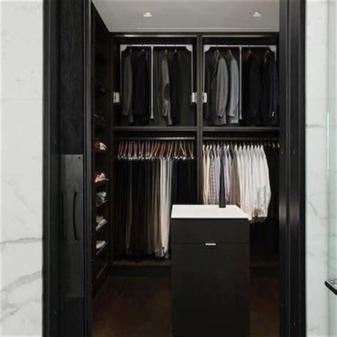 Black Closet by Black Closet Island Design Ideas