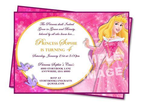 sle invitation card for 7th birthday sle princess birthday invitation wording sheetal