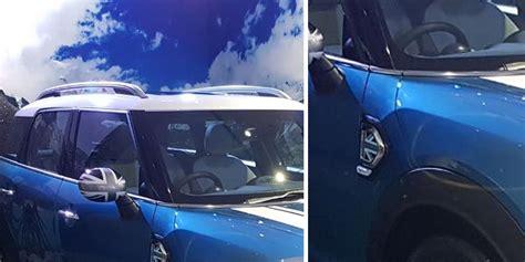 Mini Generasi 3 mini countryman generasi terbaru hadir dengan bodi lebih
