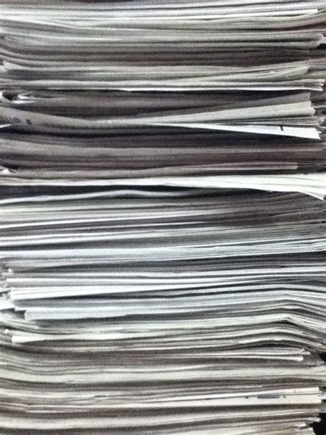 Of Paper - bunch of papers an endless stack of papers seiichi