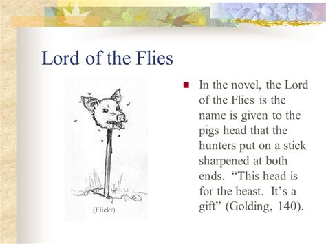 images and symbols in lord of the flies symbolism in lord of the flies ppt video online download