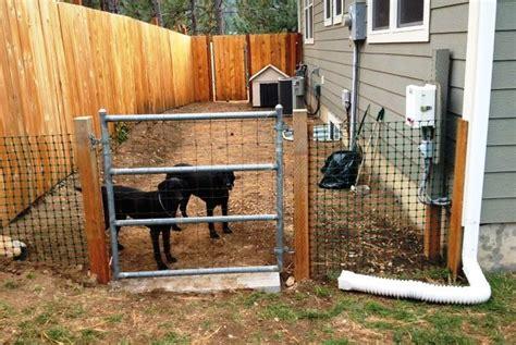 Side Yard Dog Run Backyard Landscaping Ideas Pinterest Backyard Run Ideas